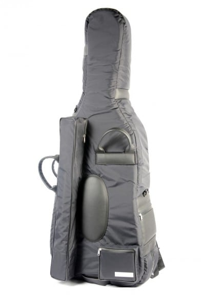 BAM Black Performance cello bag
