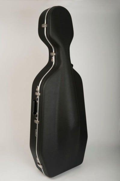 Hiscox standard Black Cello Case