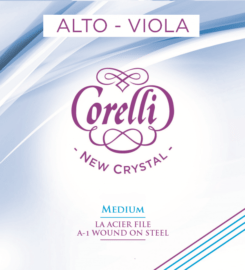 Corelli New Crystal Viola string set
