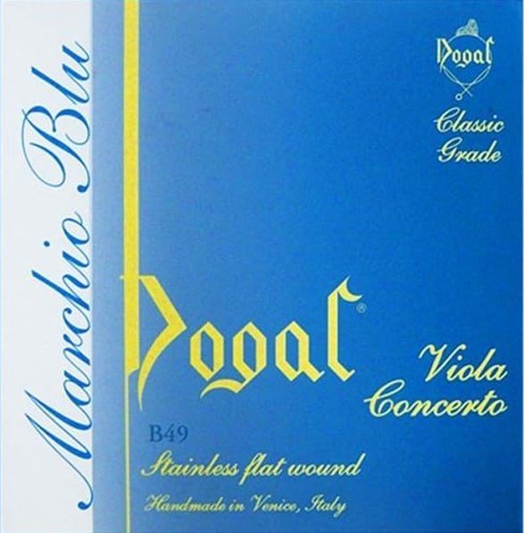 Dogal Blue label Viola string set