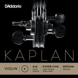 Kaplan Gold-Plated Violin E String
