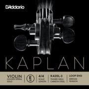 Kaplan Golden Spiral solo Violin E string loop end