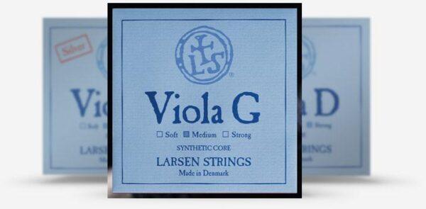 Larsen viola G string