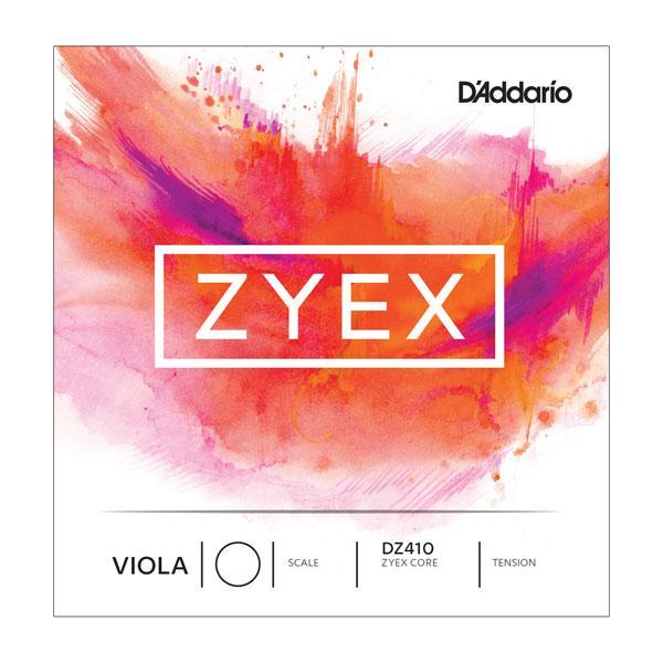 D'Addario Zyex Viola G string