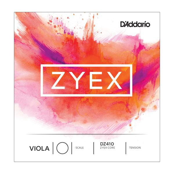 Zyex viola C string
