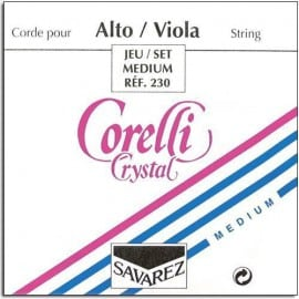 Corelli Crystal viola string C