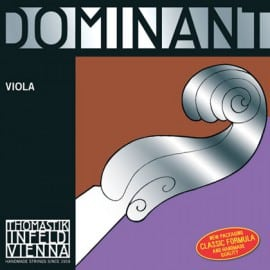 Dominant viola string set