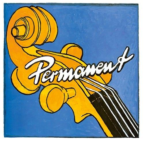 Permanent Viola G string