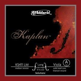 Kaplan Solutions Viola A string