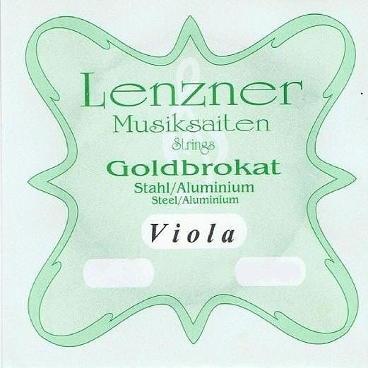 Goldbrokat Viola string set