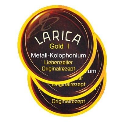 Larica gold (Liebenzeller) cello rosin