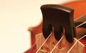 Trident cello mute (triple pronged ebony)