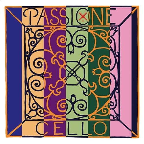 Passione Cello string D