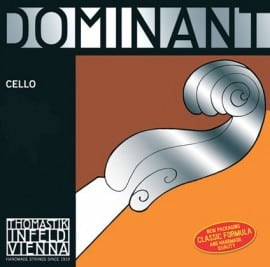 Dominant Cello silver G string