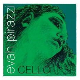 Evah Pirazzi Soloist Cello string SET