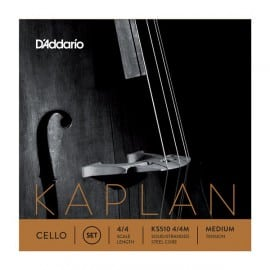 Kaplan cello string set