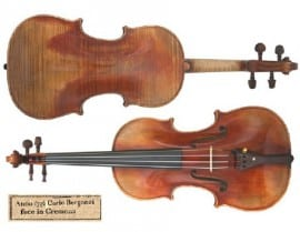 Interpretation of Carlo Bergonzi 1736 Violin