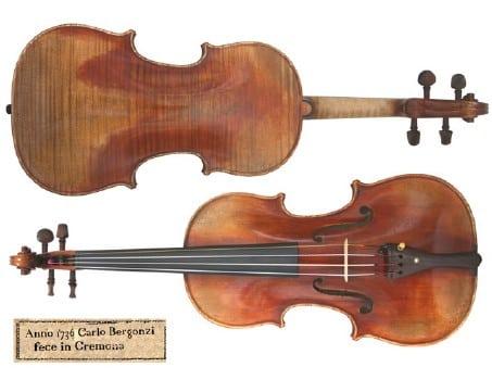 Interpretation of Carlo Bergonzi 1736 Violin