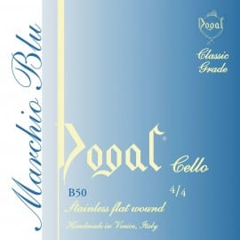 Dogal Blue Cello String set