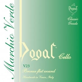 Dogal Green Cello D string