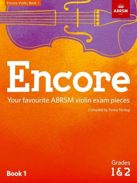 Encore Violin book 1 ABRSM