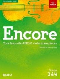 Encore Violin book 2 ABRSM