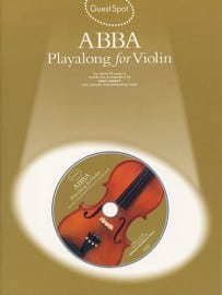 Guest Spot Abba Playalong for violin