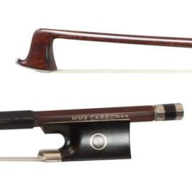 Carbon composite 2 star wood veneer Violin bow