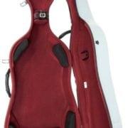 Cello Case interior padding for smaller cellos