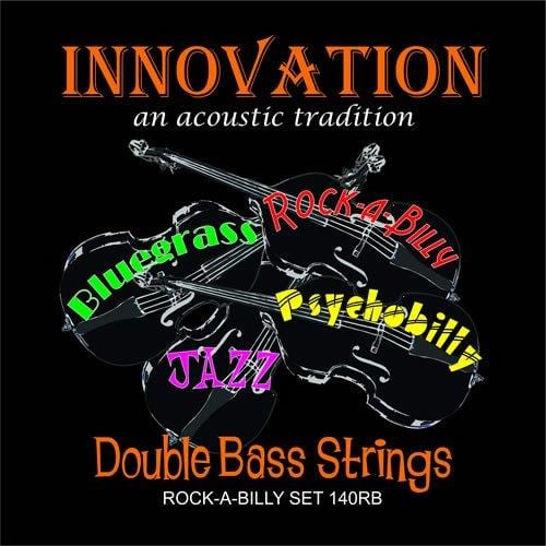 Innovation Rock-a-Billy Double Bass String set
