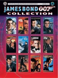James Bond 007 Collection for violin