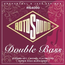 Rotosound Superb Double Bass string set