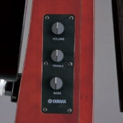 SLB-200 silent upriight bass detail