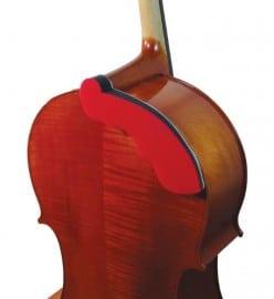 Acousta Grip Virtuoso Contour cello pad