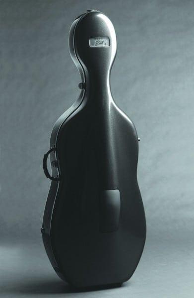 BAM Hightech 4.4 cello case Black Carbon