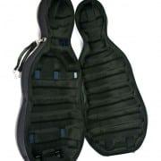 BAM cello case Flight Cover