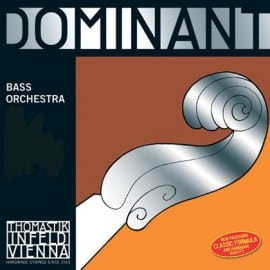 Dominant Double Bass E string