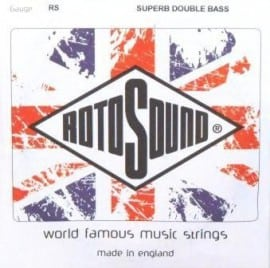 Rotosound Superb Double Bass D string