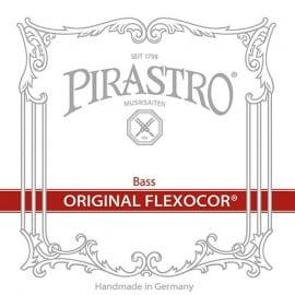Original Flexocor Double Bass E extension string