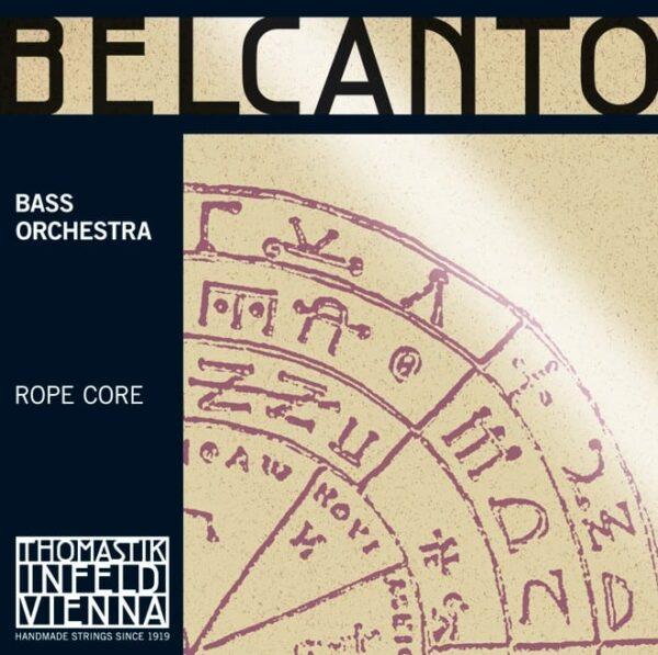 Belcanto Double bass string SET