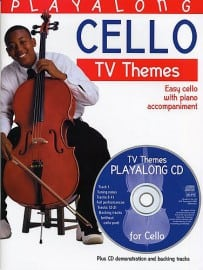 Playalong cello TV themes