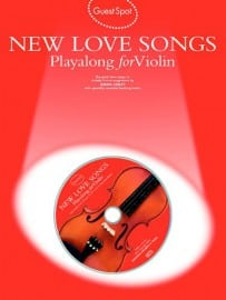 Guest Spot New love songs playalong for violin