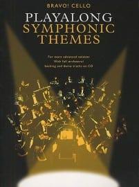 Bravo!: Playalong Symphonic Themes (Cello)