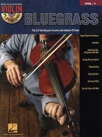 Bluegrass violin playalong