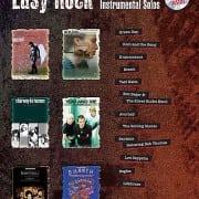 Easy Rock instrumental solos playalong (violin or viola or cello)