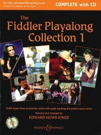 Fiddler playalong Collection for Violin