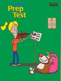 ABRSM Violin Prep test