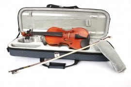 Hidersine Giovanni violin outfit (All sizes)