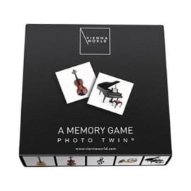 Memory game - music instruments