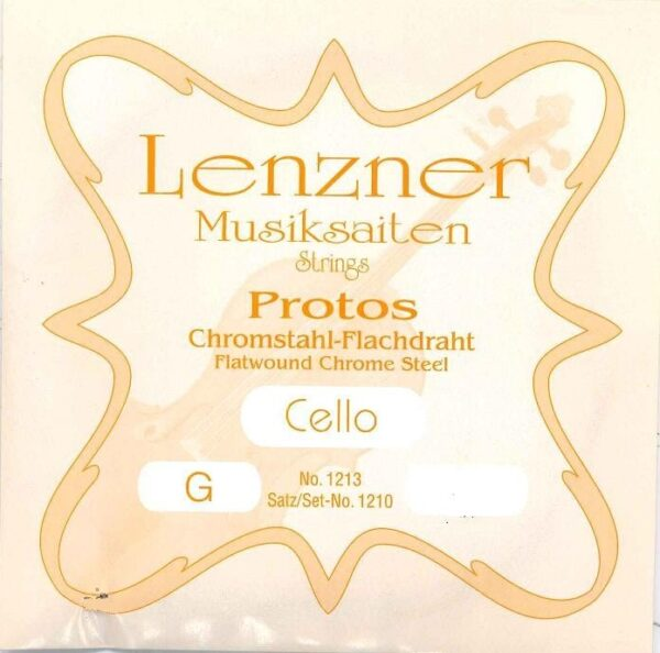 Lenzner (Optima) Protos Cello G string